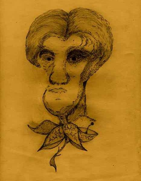 PORTRAIT OF AN IMAGINED BOTANIST (1)